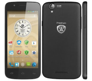 How To Root & Install TWRP Recovery On Prestigio MultiPhone 5504 Duo