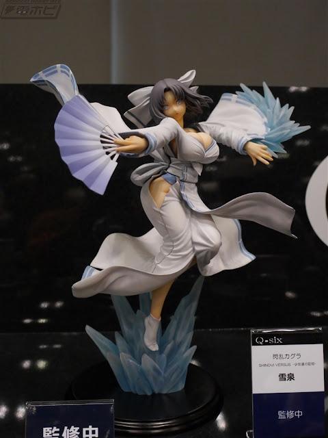 Senran Kagura: Shinovi Versus – Yumi - Q-six