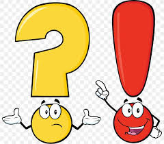 Question and Exclamation Mark