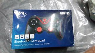 مراجعة لاحد اجهزة الالعاب Bluetooth Gamepad Gaming Controller