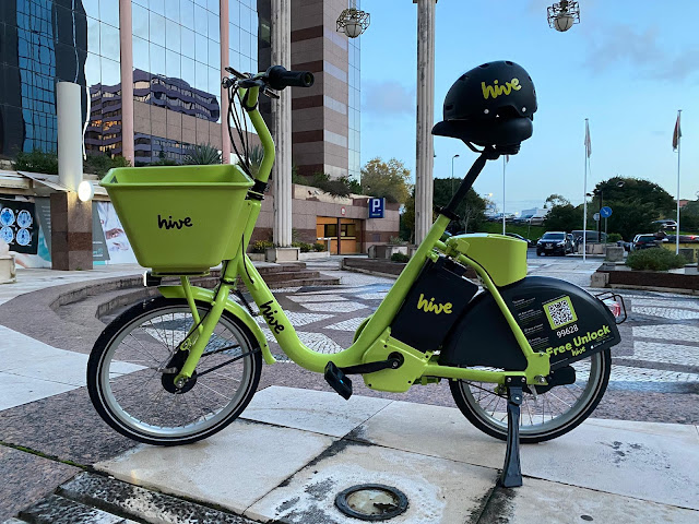 Hive celebra primeiro ano em Lisboa com lançamento das primeiras bicicletas elétricas