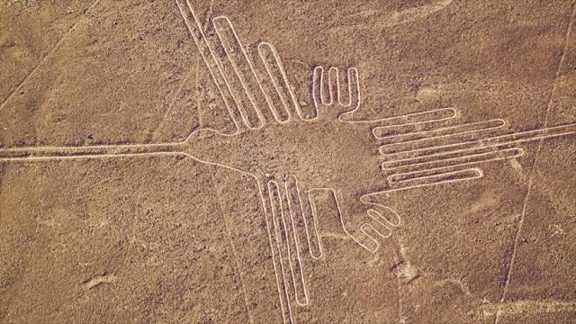 Nazca - Peru/Reprodução