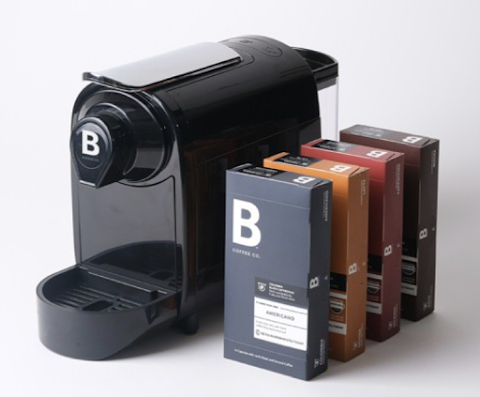 B Coffee Co - The Answer to our Barista Dream!