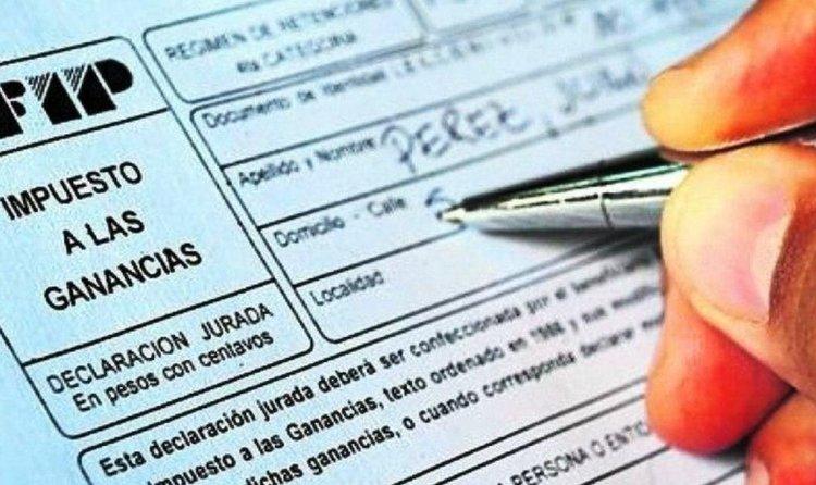Ganancias, en 5 años se duplicó la cantidad de personas que pagan el impuesto