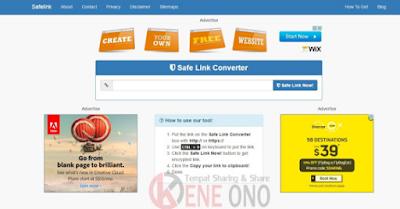 Template Blog Safelink Converter Premium Terbaru By Kompi Ajaib Gratis
