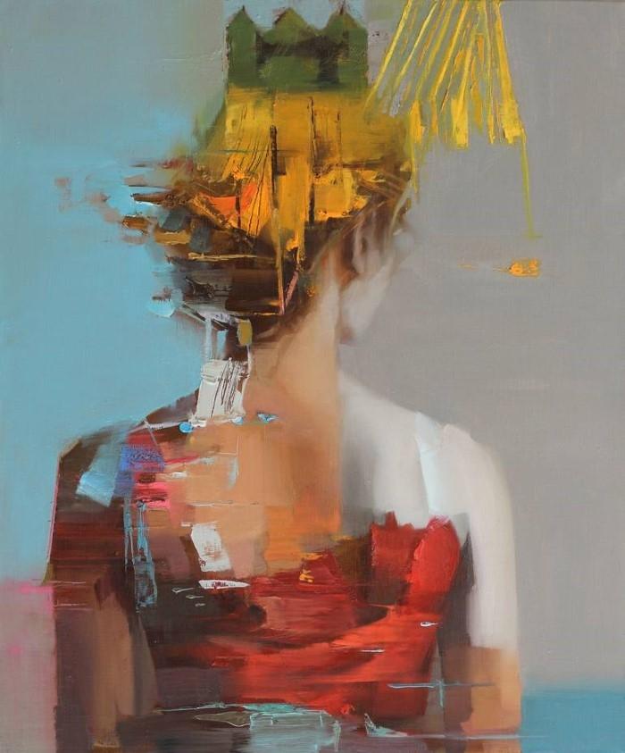 Южнокорейский художник. Taeil Kim
