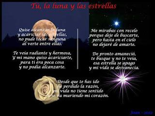 poemas de la luna