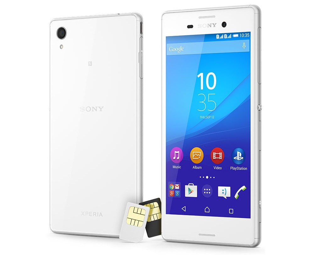Cara Flashing Sony Xperia M4 Aqua Dual E2312 Bootloop / Mati total