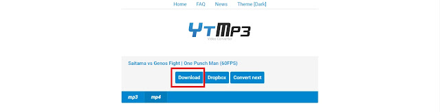 Cara Download Video Dari ytmp3.cc #2