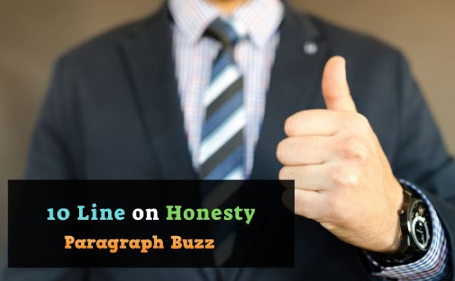 10 Lines on Honesty