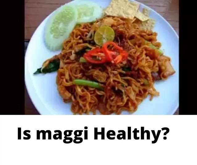 Calories in maggi