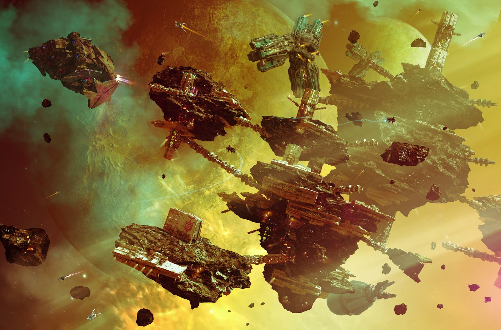 Images: A Collection Of Sci-Fi Concept Art From Col Price