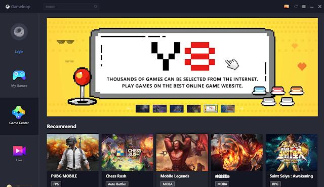 Cara Memperbaiki Mic Problem Free Fire Tencent Gaming Buddy Emulator
