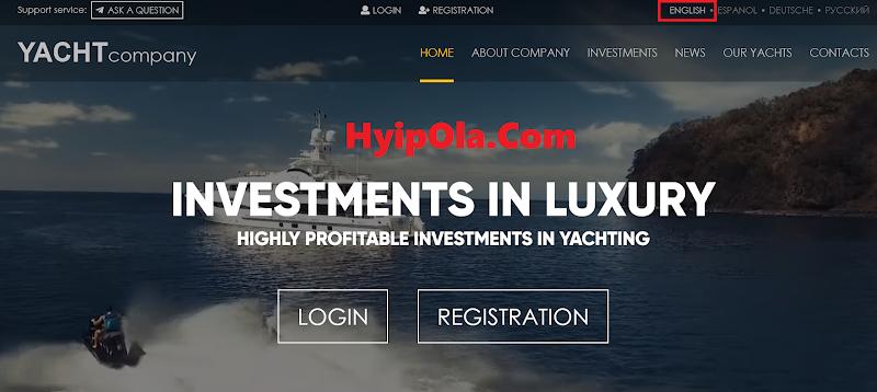 Review yacht-company.com - SCAM Or LEGIT?