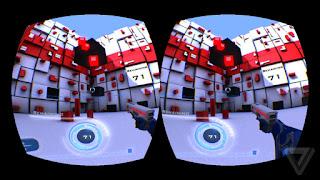 3D játékok VR szemüvegre okostelefonra