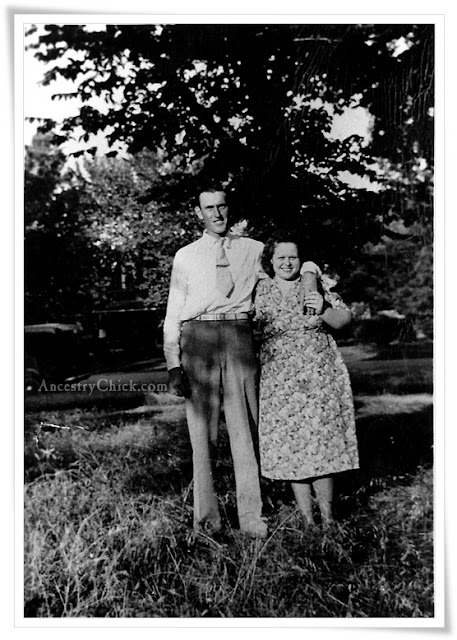 Leonard and Mable Testorff Forget Me Not