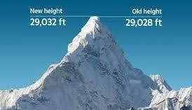 Everest Terus Tumbuh