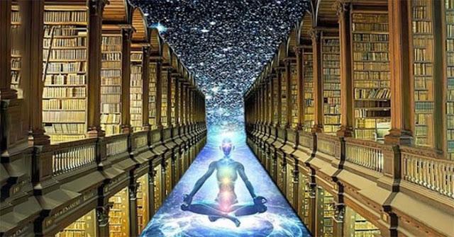 """Hồ sơ Akashic: """"Bộ nhớ Vũ trụ"""" lưu giữ tất cả sự kiện từng xảy ra của nhân loại"""
