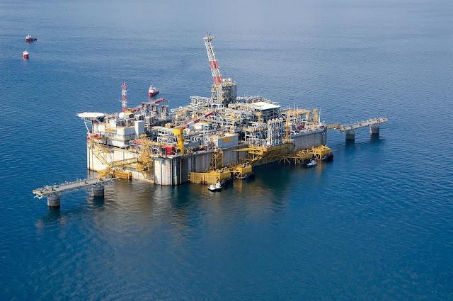 Impianto a gas nel mar Adriatico, a largo di Rovigo