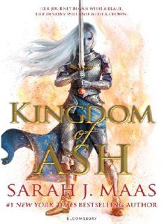 Kingdom of Ash PDF Books By Sarah J. Maas