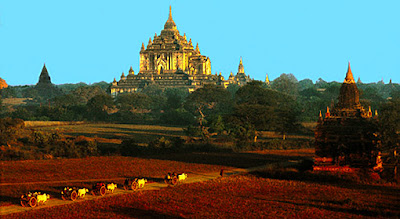 Bagan Buddhist Temple