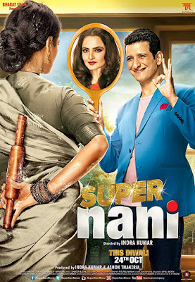 Super Nani (2014) Hindi 720p WEB-DL 1.1GB ESub