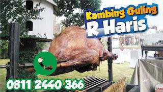 Reality Show Kambing Guling R Haris di Lembang, kambing guling di lembang, kambing guling lembang, kambing guling,