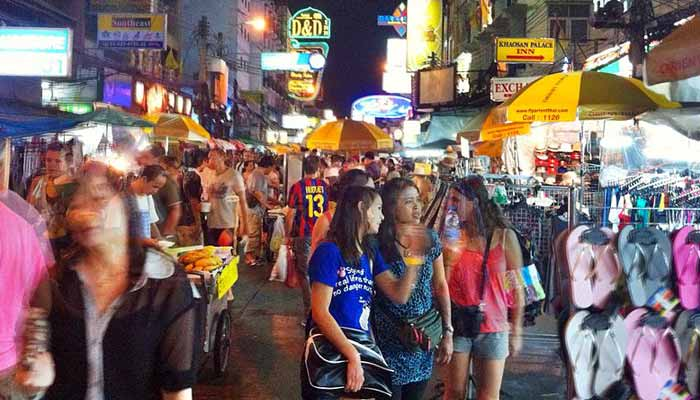 Tempat Instagramable di Bangkok