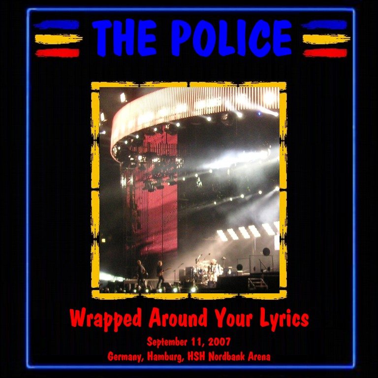plumdusty 39 s page the police 2007 09 11 hsh nordbank arena hamburg germany. Black Bedroom Furniture Sets. Home Design Ideas