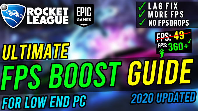 Rocket League FPS Boost Pack