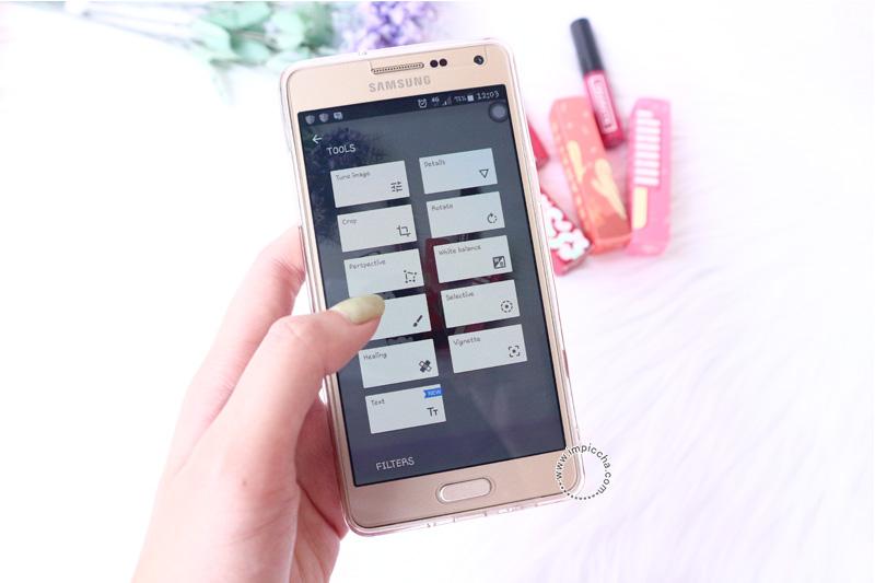 Edit Photo Menggunakan Smartphone