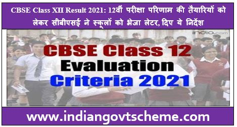 CBSE Class XII Result