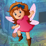 Games4King Little Fairy Girl Escape