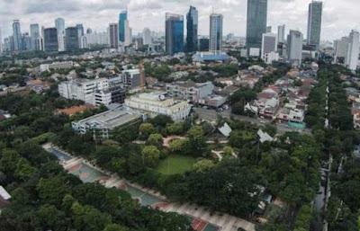 4 Kawasan Elit di Jakarta sumber: tirto.id