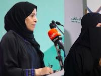 Lepas Cadar, Menteri Perempuan Arab Saudi Menuai Hujatan