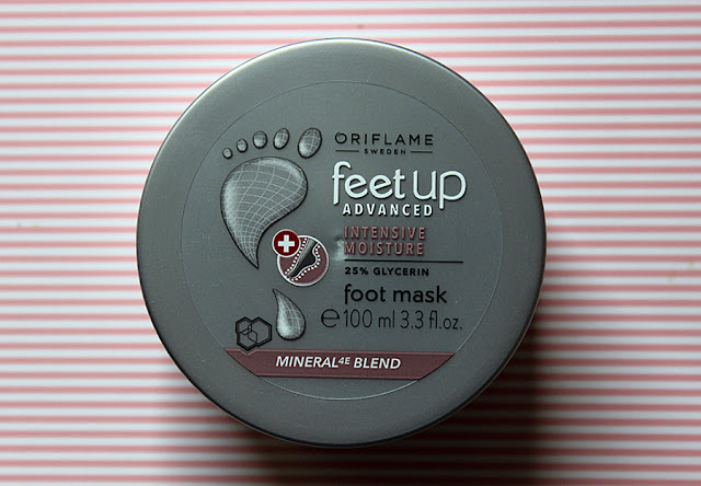 Feet Up Advanced - маска для ног от Oriflame
