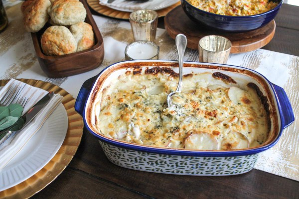 Side Dishes for Thanksgiving - Featured