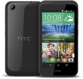 How to Root HTC Desire 320 Without PC