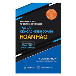 Tạo Lập Kế Hoạch Kinh Doanh Hoàn Hảo  ebook PDF EPUB AWZ3 PRC MOBI