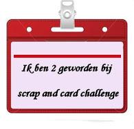 Scrap en Card 2de