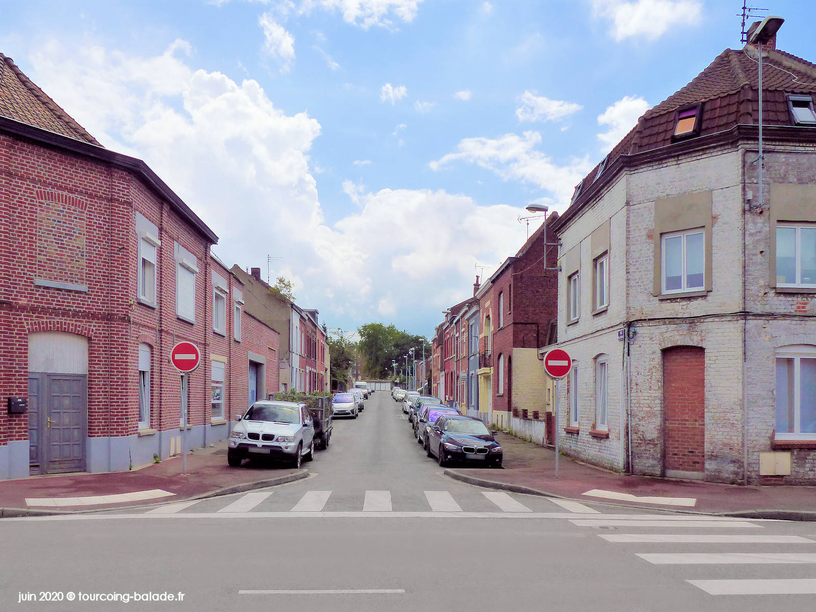 Rue Mac Donald, Tourcoing, 2020