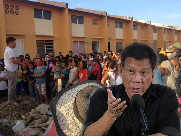 'Duterte has rendered a Solomonic decision in giving houses to Kadamay', says doctor