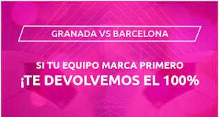 Mondobets promo Granada vs Barcelona 9-1-2021