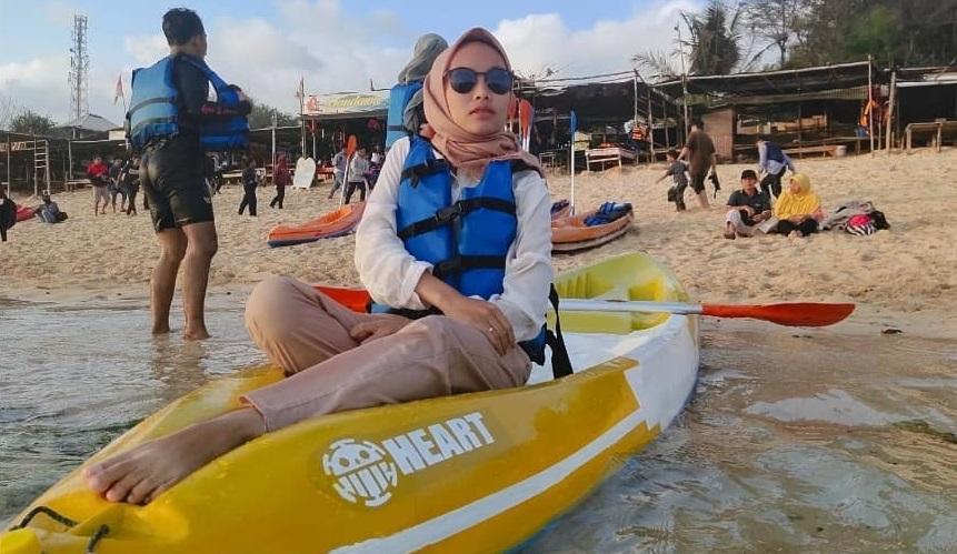 Lokasi Pantai Sadranan