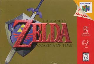 Jogo Legend of Zelda Ocarina of Time online