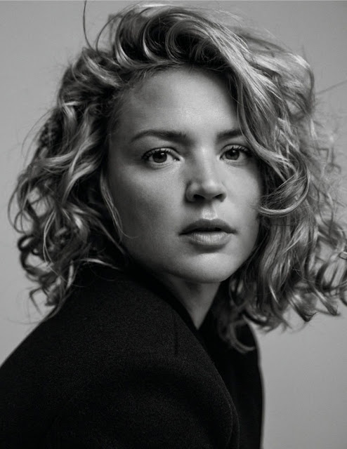 Virginie Efira Featured in Vogue Magazine - France January 2020