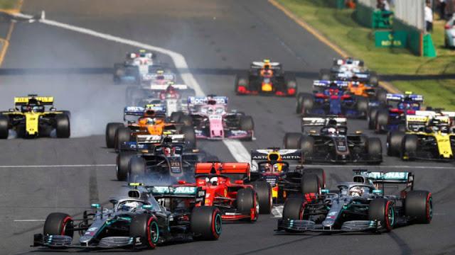 Formula 1 Rolex Australian Grand Prix 2019-03-17, Melbourne