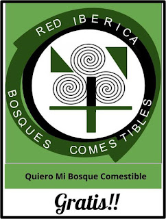 red iberica de bosques comestibles