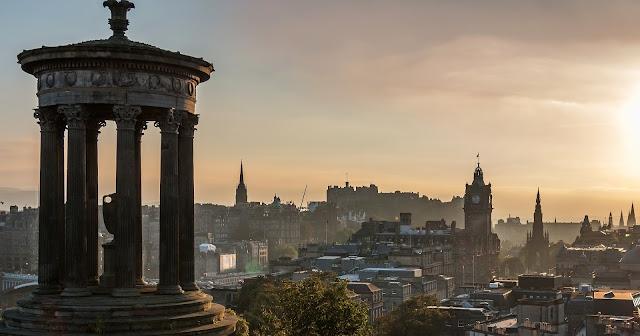 A Tourist's Guide to Edinburgh, imogen molly blog, www.imogenmolly.co.uk