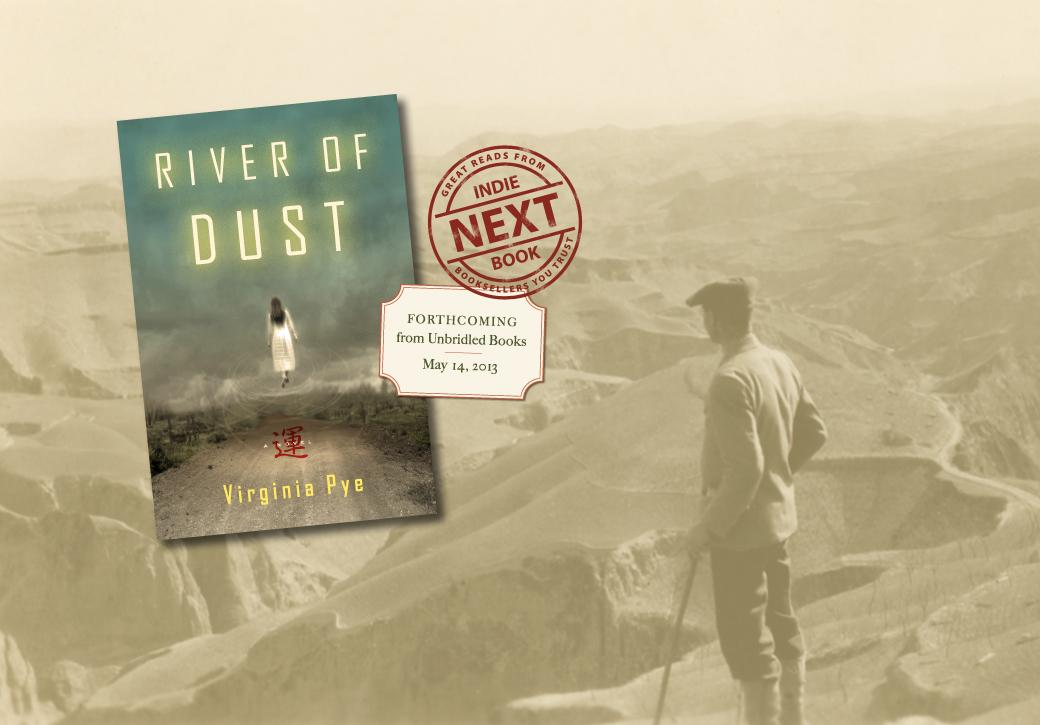 river of dust virginia pye indie next book